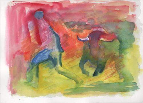 Bullfight 4