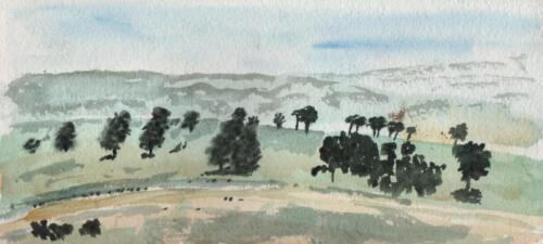 Erice Landscape