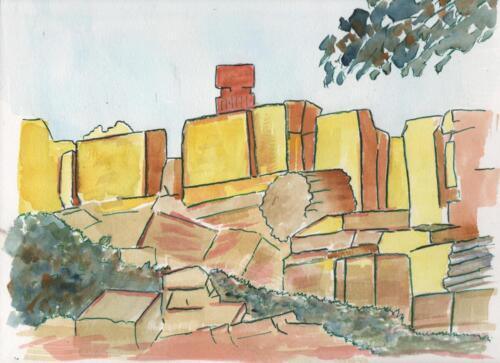 Sicillian Ruins